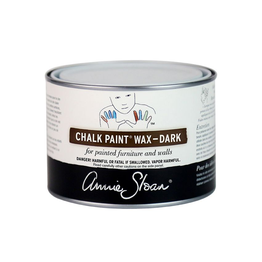New Chalk Paint Wax - Dark