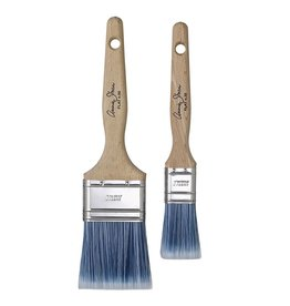 Flat Blue Brush