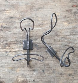 Wire Locker Style Hook