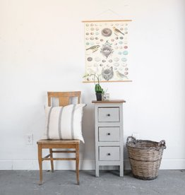 Painted Drawer Cabinet / Side Table
