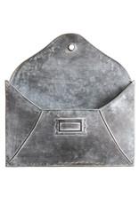 Metal Envelope Wall Pocket