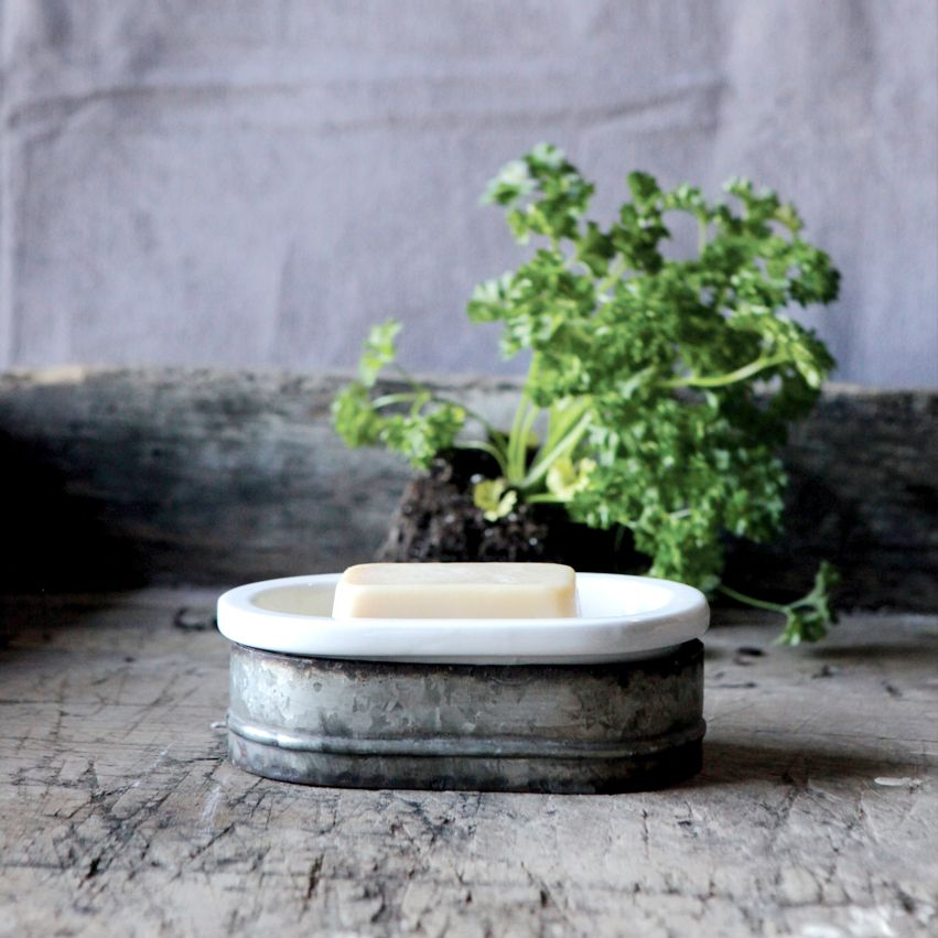 Farmhouse Soap Dish