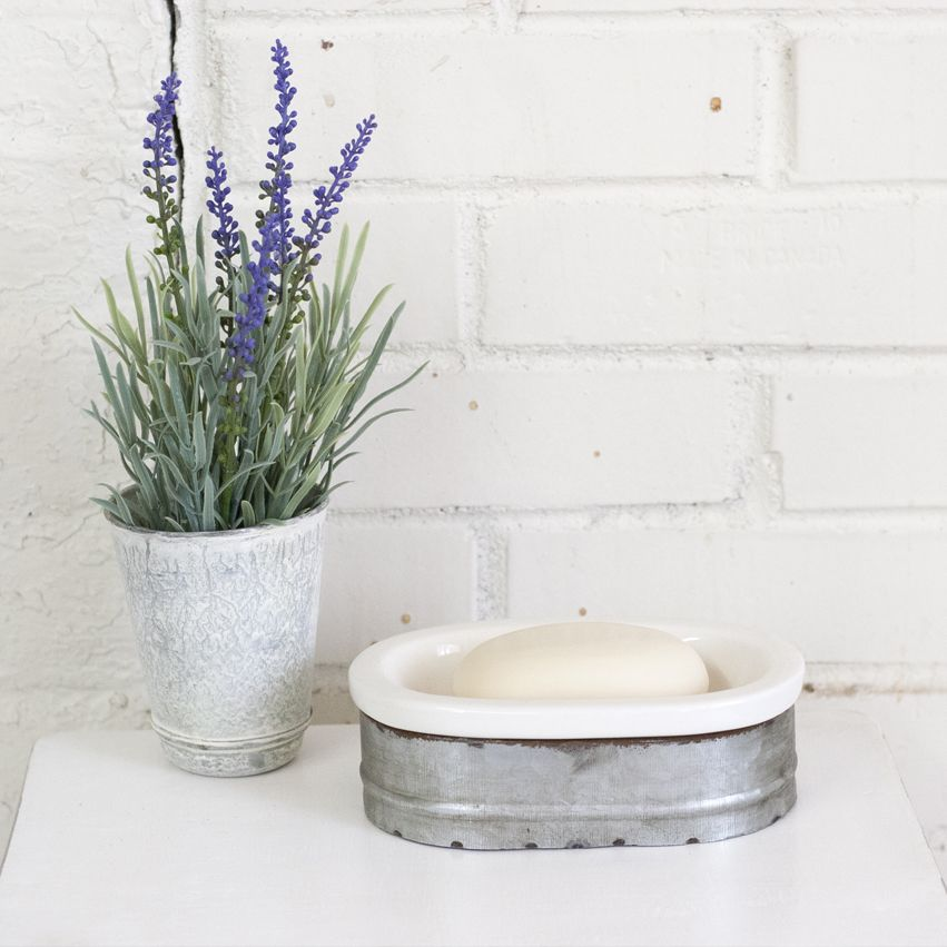 New Farmhouse Soap Dish