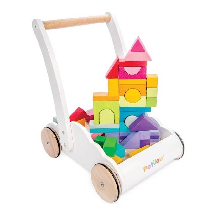 Le Toy Van Le Toy Van PL102 Rainbow Cloud Walker