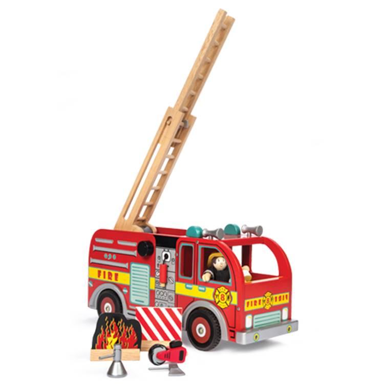 Le Toy Van Le Toy Van TV427 Camion de Pompiers