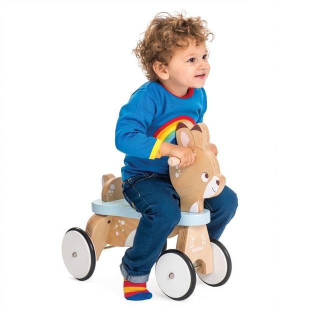 Le Toy Van Le Toy Van PL103 Porteur Faon