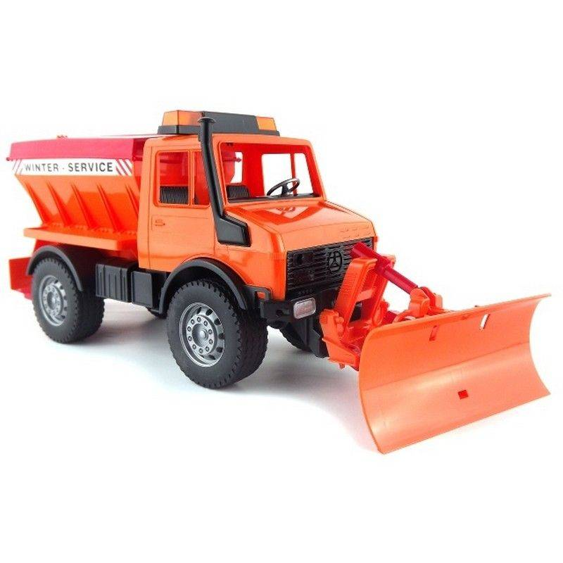 Bruder Bruder 02572 MB-Unimog winter service with snow plough