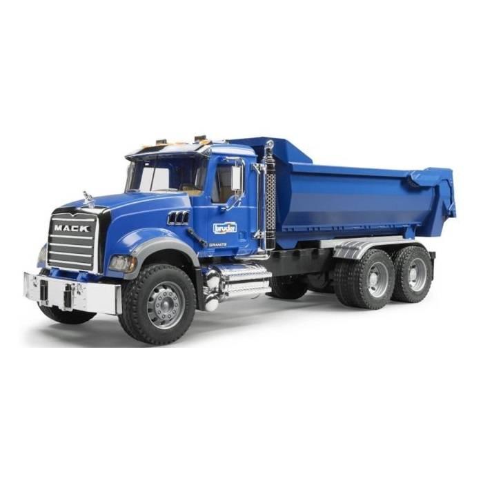 Bruder Bruder 02823 Mack Granite Halfpipe Dump Truck