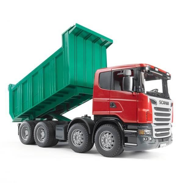 Bruder Bruder 03550 SCANIA R-Series Dump Truck