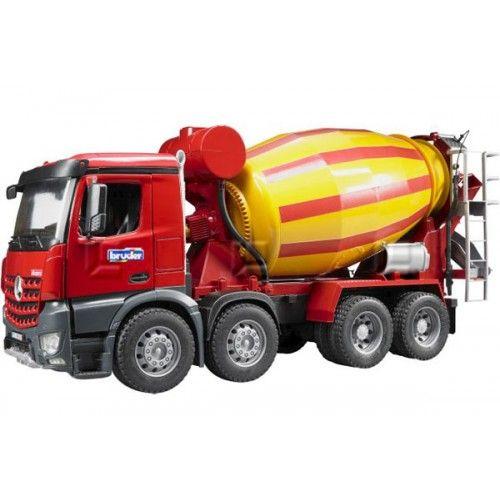 Bruder Bruder 03654 MB Arocs Cement Mixer Truck