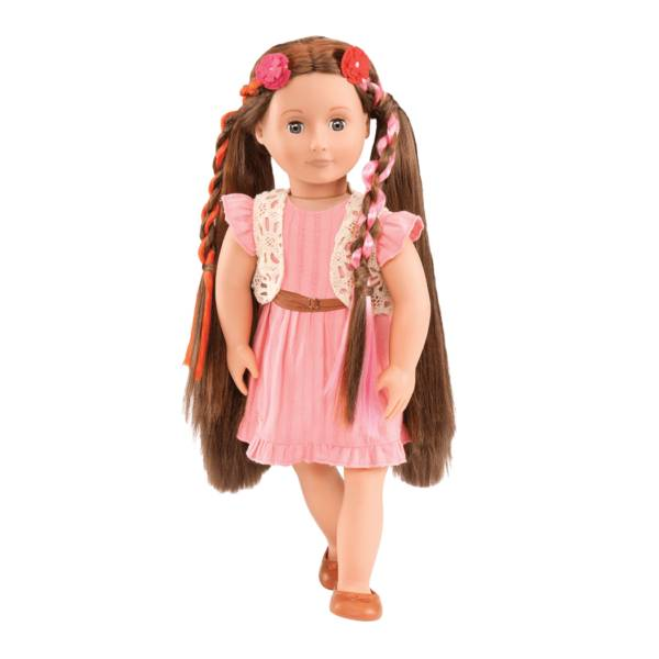 Our Generation Our Generation 37017 Parker with Pink Dress