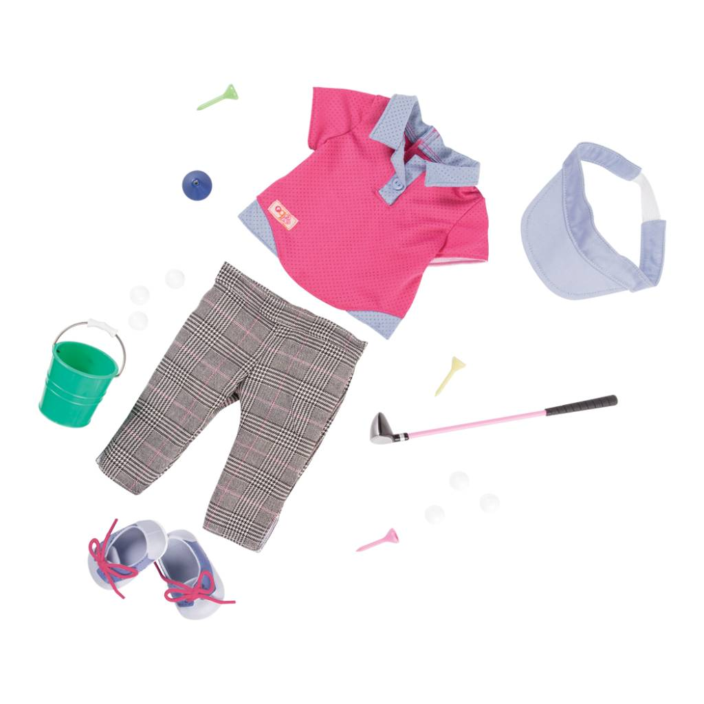 Our Generation Our Generation 30301 Hole in One Golf Set
