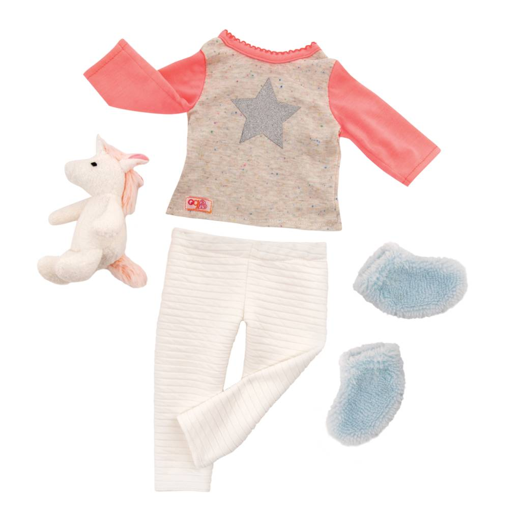 Our Generation Our Generation 30311 Unicorn Wishes Outfit