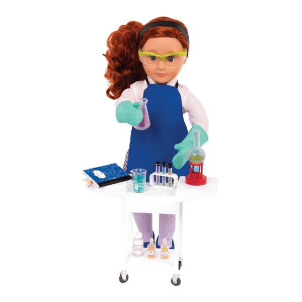 Our Generation Our Generation 37431 Schoolroom Science Lab