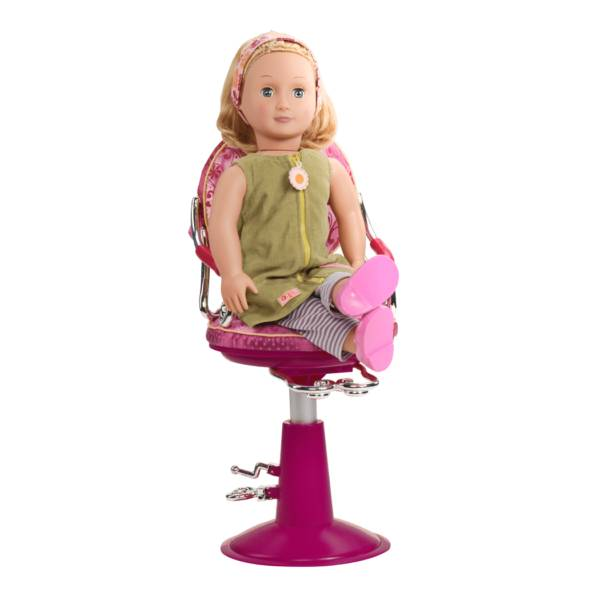 Our Generation Our Generation 37009 Pink Sitting Pretty Salon Chair
