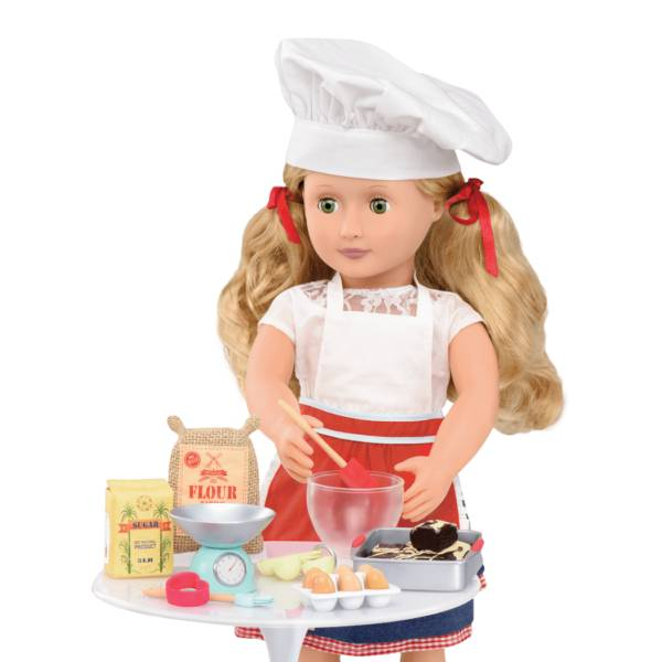 Our Generation Our Generation 37282 Master Baker Set