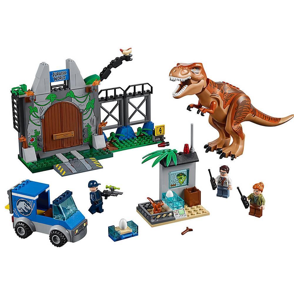 Lego 10758 T. Rex Breakout