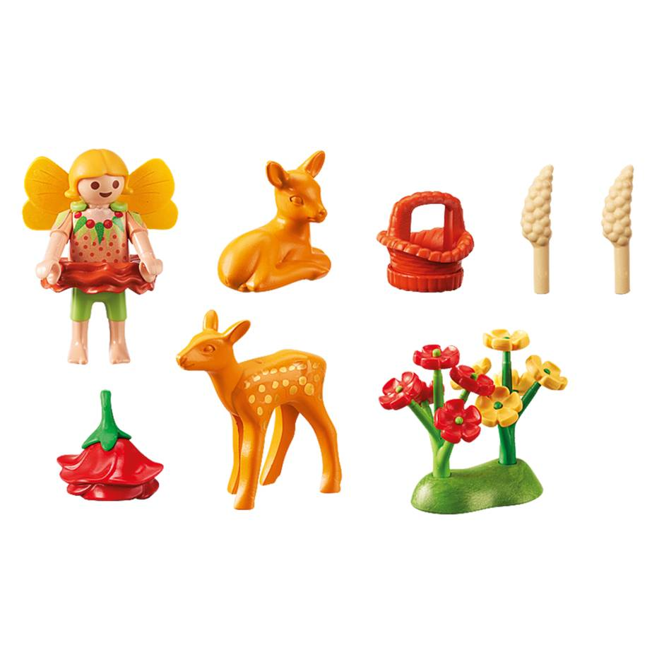 Playmobil Playmobil 9141 Fairy Girl with Fawns