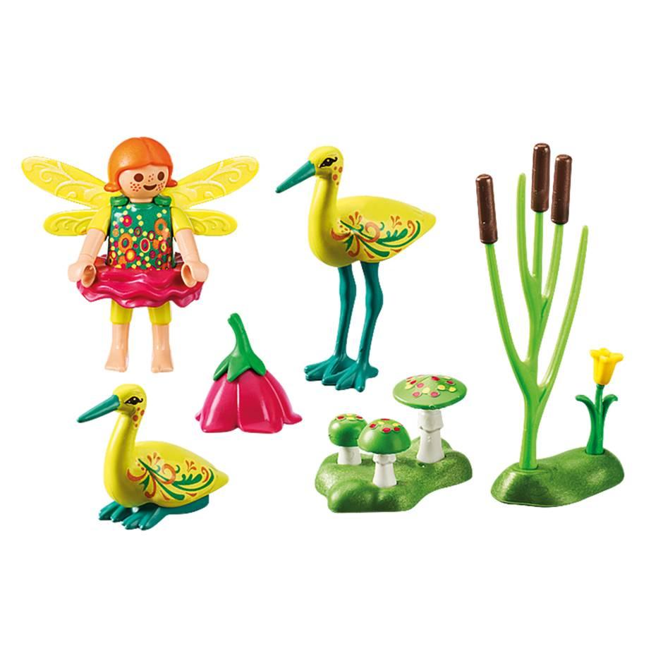 Playmobil Playmobil 9138 Fairy Girl with Storks