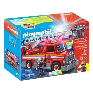 Playmobil Playmobil 5682 Rescue Unit Ladder