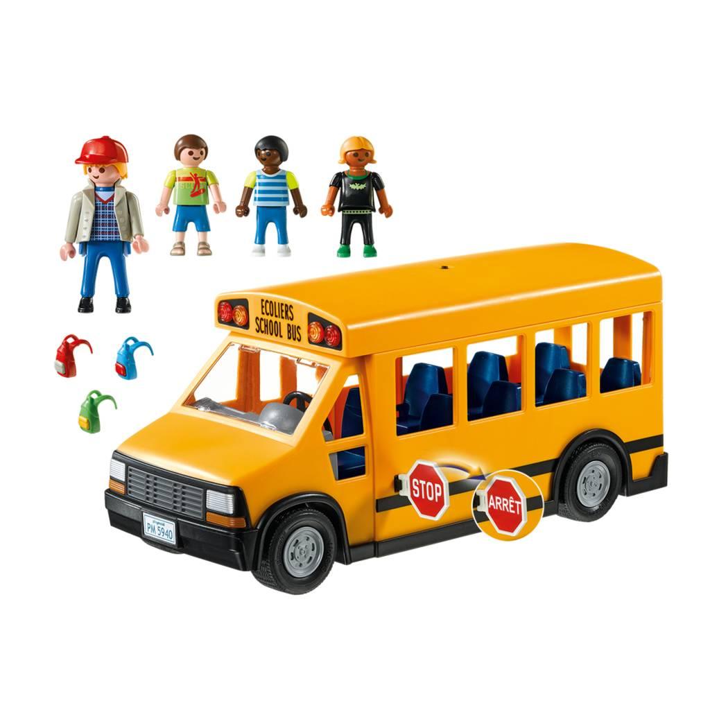 Playmobil Playmobil 5680 School Bus