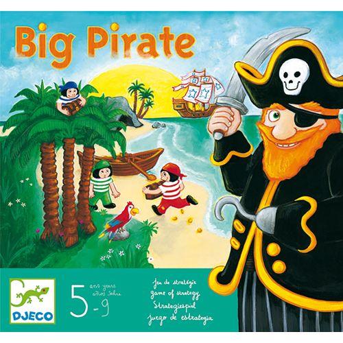 Djeco Djeco 08423 Big Pirate