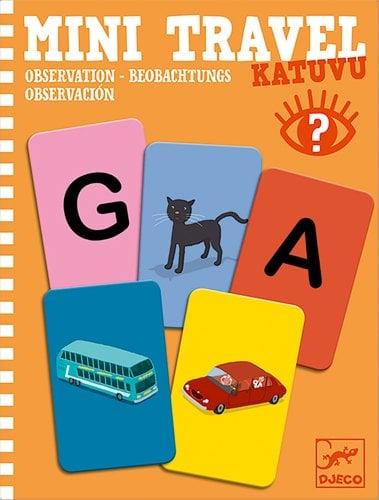 Djeco Djeco 05371 Mini travel / Katuvu