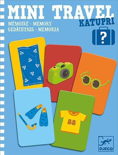 Djeco Djeco 05370 Mini travel - Katupri