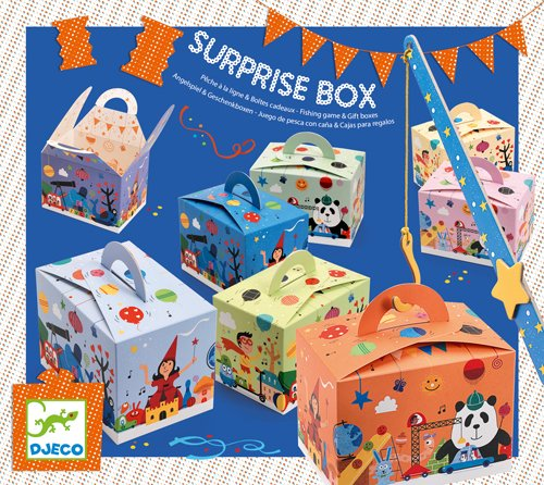 Djeco Djeco 02092 Surprise Box