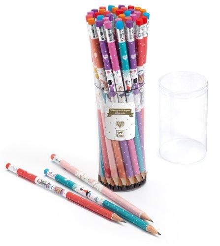 Djeco Djeco 03750 Wooden pencils