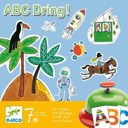 Djeco Djeco 08484 ABC Dring