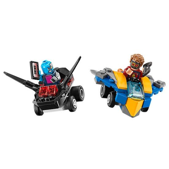 Lego Super Heroes 76090 Mighty Micros : Star-Lord vs Nebula