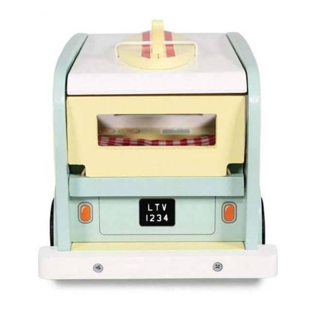Le Toy Van Le Toy Van TV478 Holiday Camper Van