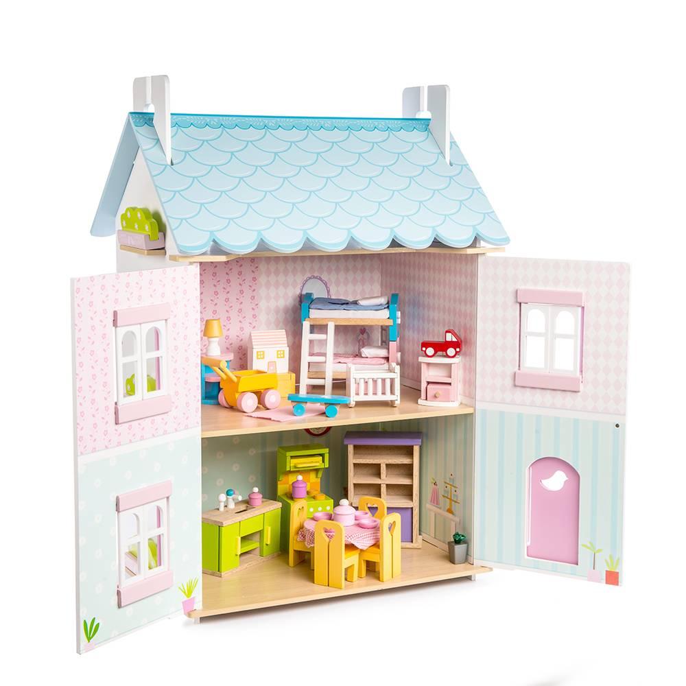 Le Toy Van Le Toy Van LH138 Blue Bird Cottage