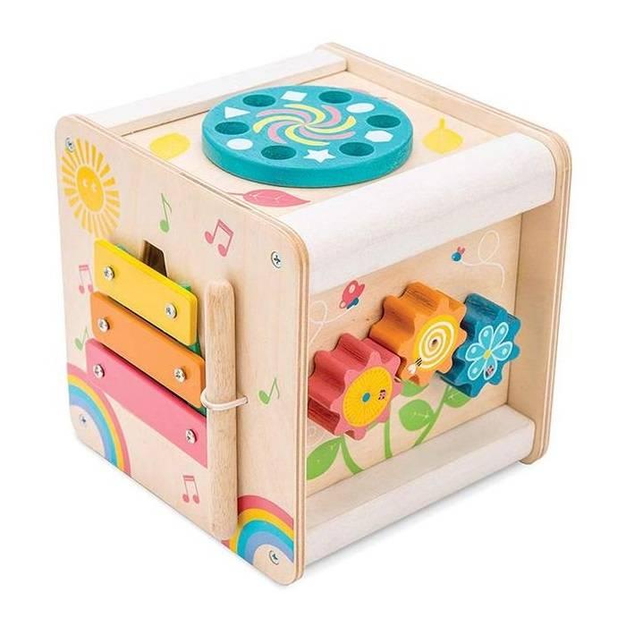 Le Toy Van Le Toy Van PL105 Petite Activity Cube
