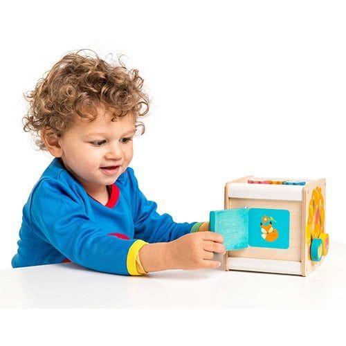 Le Toy Van Le Toy Van PL105 Petit Cube d'activités