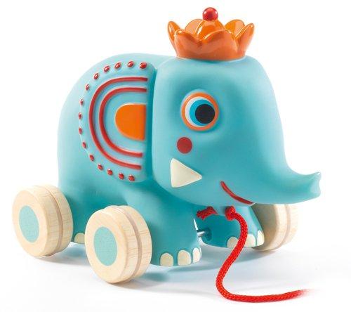 Djeco DJECO DJ06284 Pull Along Toy / Zephir