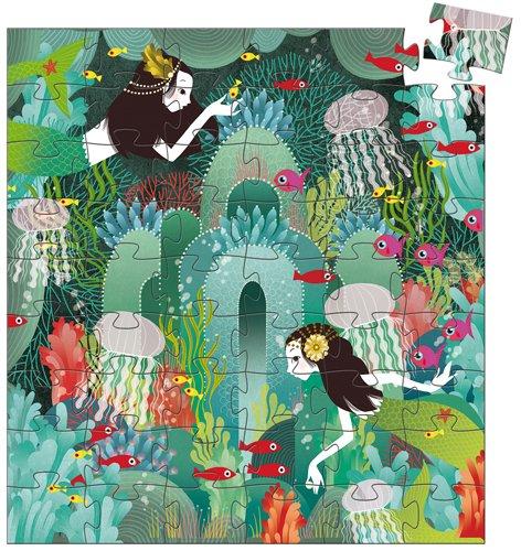 Djeco Observation puzzle / Aquatic / 54 pcs
