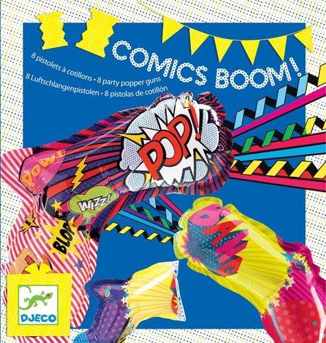 Djeco DJECO DJ02090 Comics Boom