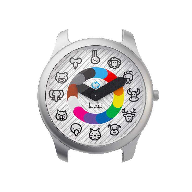 Twistiti Cadran de Montre Animaux