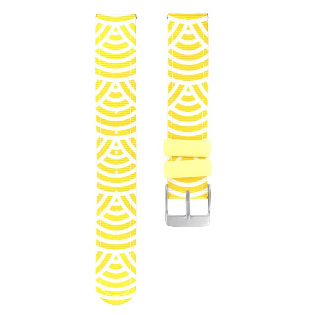 twistiti Twistiti Yellow Watch Bracelet