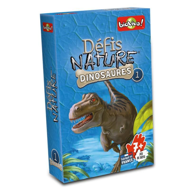 Bioviva Bioviva Défis Nature Dinosaures 1 FR