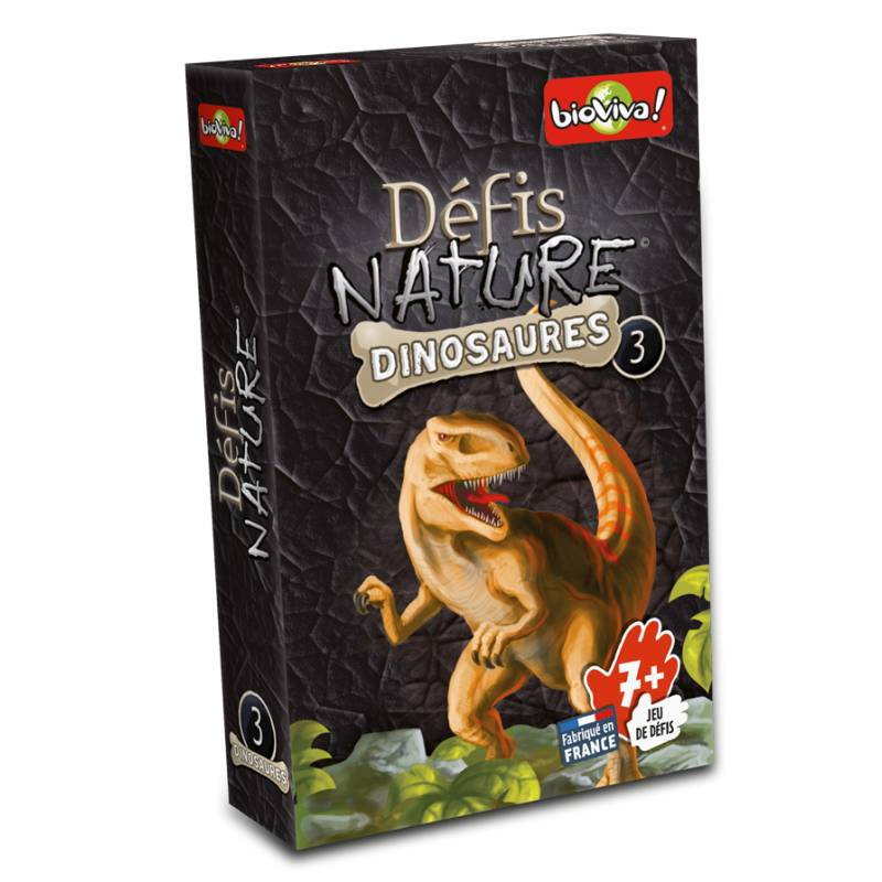 Bioviva Bioviva Défis Nature Dinosaures 3