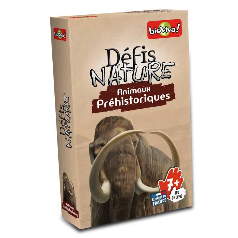Bioviva Bioviva Défis Nature Animaux Préhistoriques FR