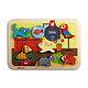 Janod CHUNKY PUZZLE ANIMO 7 PIECES (WOOD) J07024