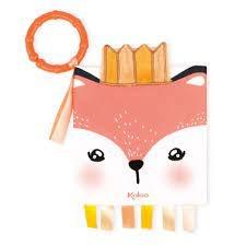Kaloo ACTIVITY BOOK - THE ANGRY FOX