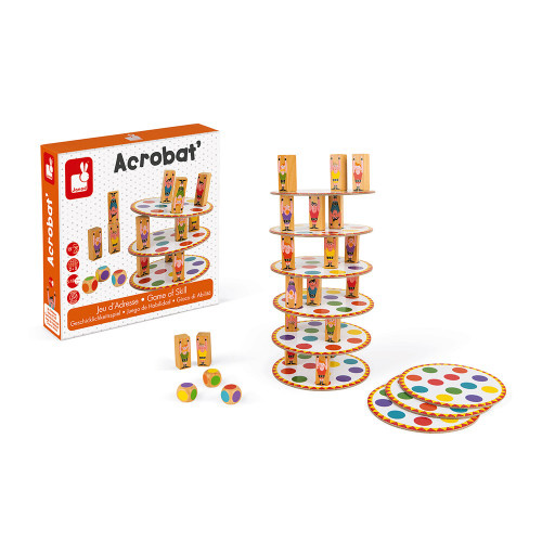 Janod JANOD GAME OF SKILL ACROBAT