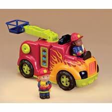 B.Toys B.Lively - Fire Flyer Rrrroll Models