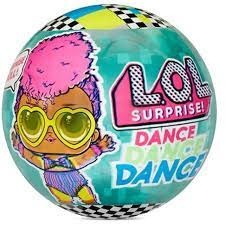 lol L.O.L. Surprise!-Tentpole Glitter tots