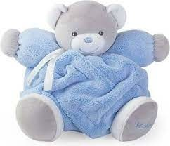Kaloo Plume - Medium Blue Bear